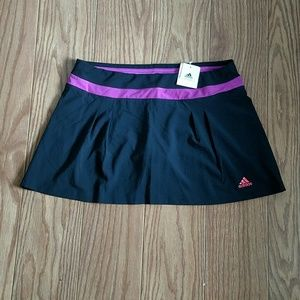 Adidas Climalite Purple Athletic Skort